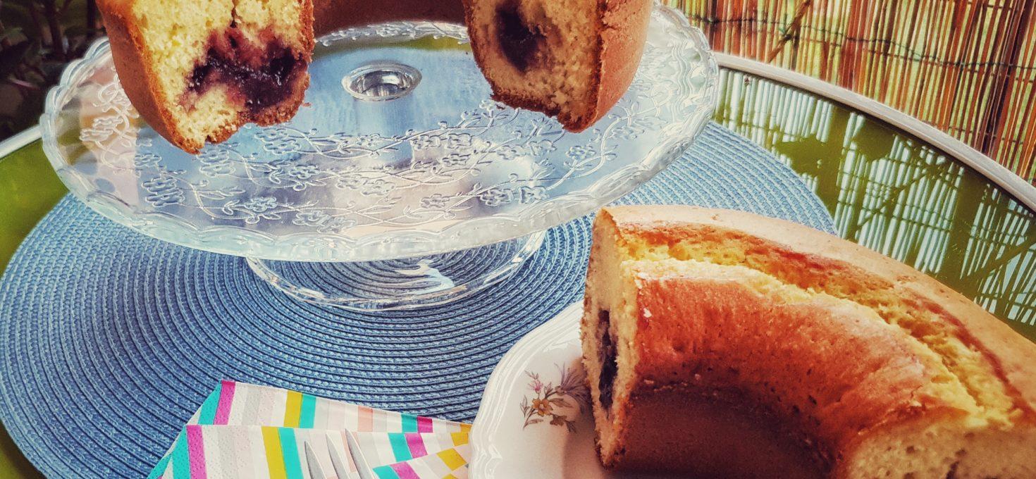 Facciamo Colazione insieme? – Ciambella con Marmellata di Visciole
