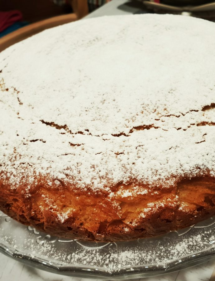 Il doposcuola e la merenda – Torta 7 vasetti! O quasi…